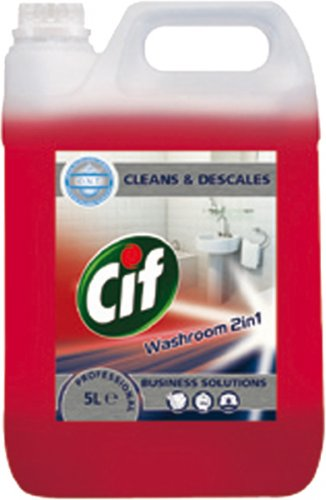 Cif Professional Washromm 2in1 5 litrů