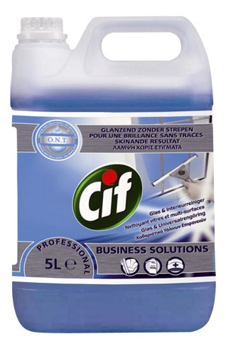 Cif Professional Windows and Multi Surface 5 litrů