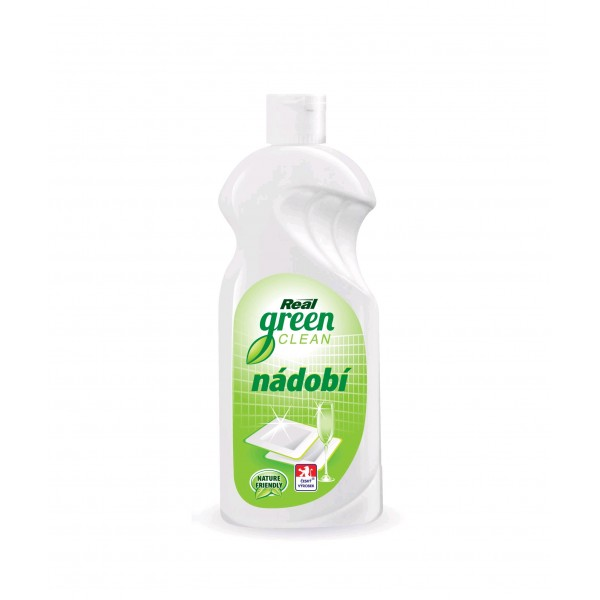 Real Green Clean na nádobí 500 g