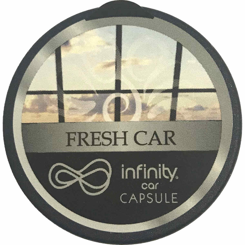 SpringAir Infinity Car osvěžovač do auta Fresh Car (náplň)r