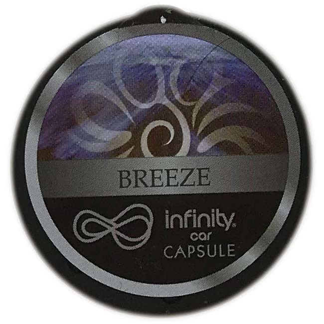 SpringAir Infinity Car osvěžovač do auta Breeze (náplň)
