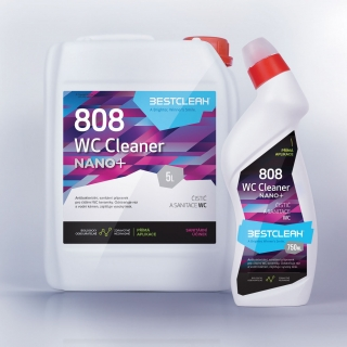 Bestclean 808 WC Cleaner nano 0,75 l