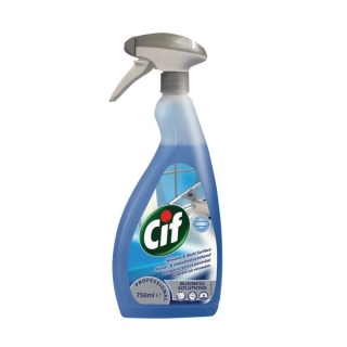Cif professional Windows and Multi Surface 750 ml